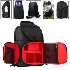 Camera Sling Bag DSLR/SLR/Mirrorless Case Waterproof Shockproof Backpack Black