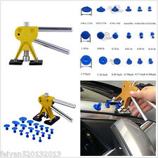 PDR Tools Car Body Paintless Dent Lifter Repair Puller 18 Tabs Hail Removal Tool