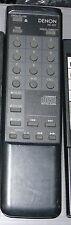 REMOTE CONTROL / TELECOMMANDE DENON RC207