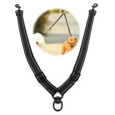 Length Dual Leash Adjustable for Walkings Training Dog Lead Splitters for Large