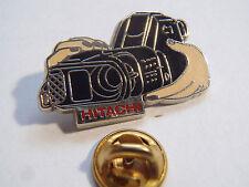 PIN'S CAMERA HITACHI C1 FRAISSE PARIS
