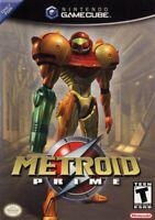 Metroid Prime Nintendo Gamecube Complete