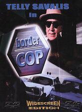 Border Cop, Telly Savalis (DVD, 2003) New DVD