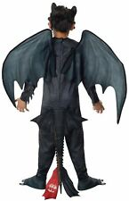 Boys Kids How to Train Your Dragon Toothless Night Fury Halloween Costume Child 5 - 7 Years 610103