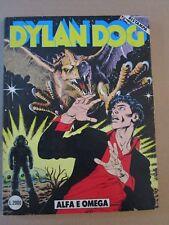 *DYLAN DOG PRIMA RISTAMPA N 9 - ALFA E OMEGA - OTTIMO