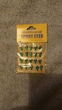 lureflash Epoxy eyes green