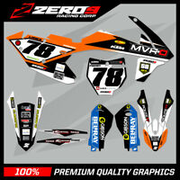 Custom MX Graphics Kit: KTM SX SXF EXC EXCF XC XCW 125-500 - MVRD