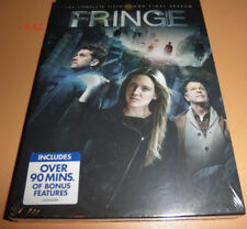 FRINGE the FINAL season 5 set DVD ANNA TORV joshua jackson BLAIR BROWN jon noble
