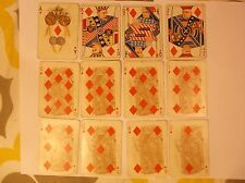 Rare Anheuser Busch Spanish American War 1899 Playing Cards Diamonds Adm Schley