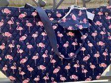 Vera Bradley Family Tote in Flamingo Fiesta Pattern