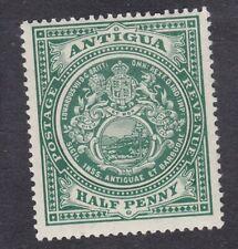 Antigua 1908 - 1/2d Green - SG41 - Mint Hinged (E7A)