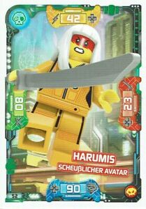 Lego ninjago Series 5 - Next Level - Card TCG No. 52 Harumis Schäußlicher Avatar
