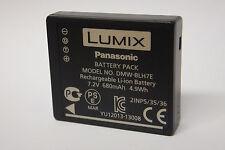 Original Panasonic Akku BLH-7 für Lumix DMC LX15  Neuware BLH7