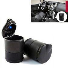1 X Auto Accessories illuminated Car Ashtray Fine Sealing Non-slip Rubber Bottom