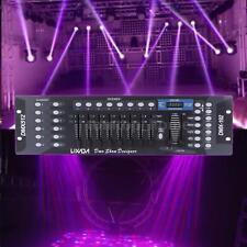 LIXADA DJ Operator Console 192 Channels DMX512 Stage Lighting Controller EU Q8Y2