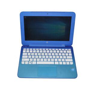 "HP Stream 11-y007TU 11"" Laptop Intel Celeron N2840 CPU 2G RAM 32G eMMC Win 10"