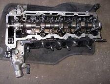 Saab 9-3 2.2 TiD 1998 Zylinderkopf mit Ventilen Cylinder head & valves 90573940
