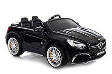 Mercedes Benz SL65 AMG Kinder Elektro Auto Fahrzeug Kinderauto MP3 AUX USB 2x45W