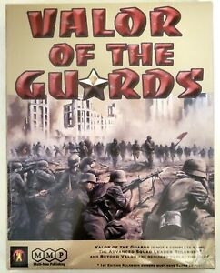 Valor of the Guards Board Game NEW MMP ASL Advanced Squad Leader Module 7