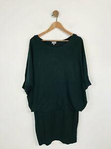 Phase Eight Women's Dropped Waist Mini Dress   UK18   Green