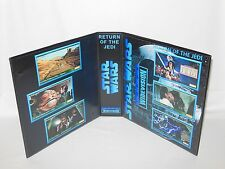 Custom Made Star Wars WIDEVISION Return Of The Jedi 2 Inch Binder Graphics Only