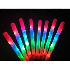 CANDY Floss Sticks Light Up 50pcs (28 CM x 1.75 cm) Candy Floss, zucchero filato,