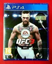 UFC 3 - PLAYSTATION 4 - PS4 - NUEVO