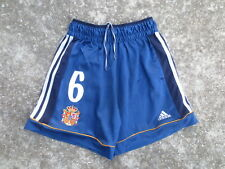 Short ESPAGNE ESPANA SPAIN vintage ADIDAS football HIERRO World Cup 1998 40 S