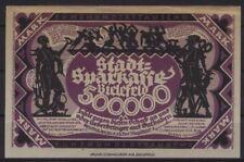 [19784] - NOTGELD BIELEFELD, Stadt-Sparkasse, 500 Tausend Mark - aus Papier -, 2
