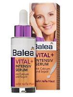 Balea Vital+ Hyaluronic Face Serum Mature Skin 60+ Acid Anti Ageing Firming 30ml