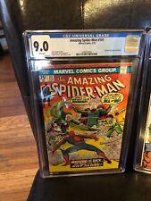 Amazing Spider-Man #141, CGC VF/NM 9.0, 1st Appearance Mysterio Daniel Berkhart