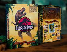Jurassic Park Legacy Kit Gadgets Gift Box Set Edition Limited n. 1993 worldwide