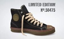 New listing Vintage Preowned Leather Converse Chuck Taylor All Stars Ltd Edition 11 Wood Box