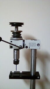Emco Unimat 3 Lathe Milling Table Support