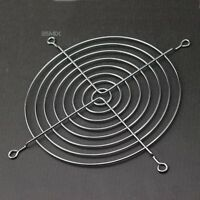 140mm 5.5 inch PC Computer AC DC Fan Grill Metal Wire Finger Guard Protector