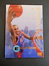 Grant Hill, 1996 Skybox Emotion Promo RC  Basketball card, Pistons, Pumped