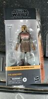 "THE ARMORER #04 Black Series 6"" Action Figure Star Wars 2020 The Mandalorian"