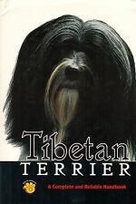 Keleman, Tibetan Terrier complete + reliable Handbook, Tibeter-Terrier Hund 1997