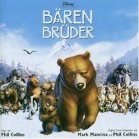 OST/BÄREN BRÜDER (PHIL COLLINS & MARK MANCINA) CD  12 TRACKS SOUNDTRACK  NEU