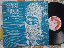 Ernest Wilson – Promise Me Label: Techniques – WRT 013 UK  Vinyl 12inch Single