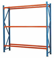 Sealey Two Level Tyre Rack 200kg Capacity Per Level STR003 Corrosion Resistant