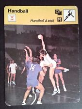Sheet Editions Rencontre S.With Lausanne Handball With Sept