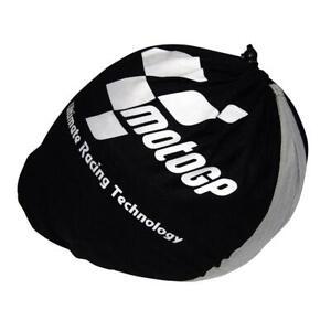 MotoGP Motorbike Motorcycle Drawstring Helmet Bag Black Grey New