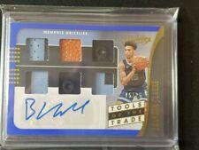 Brandon Clarke 19-20 Absolute Blue Rookie Auto 6 Patch Card #15/25 (Grizzlies)