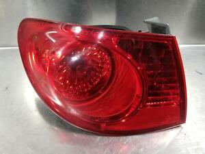 07 08 09 10 HYUNDAI ELANTRA Tail Light Assembly Left