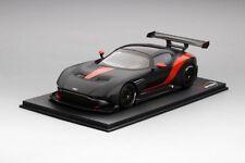Aston Martin Vulcan Black with Red Stripe
