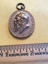 Exonumia: Lvitpold Prinz Regent Von Bayern Medal (348-198)
