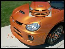 Made to fit Dodge Neon  03 04 05 06 S Eyelids Headlights SRT-4 NEW Fiberglass