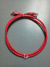Molex Ethernet Cable Assembly PCD-00174-0C Red