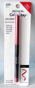 Revlon ColorStay with SoftFlex Lip Liner / Lip Pencil - Pink 650